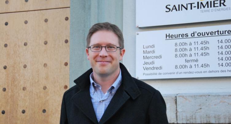La mairie de St-Imier reste en mains de Patrick Tanner