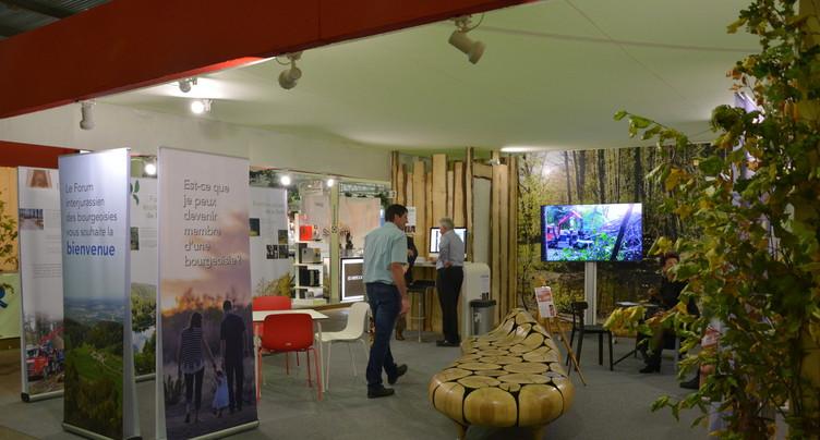 La Foire du Jura a investi la Halle des expositions