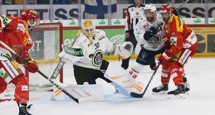 Le HC Bienne retourne un match électrique
