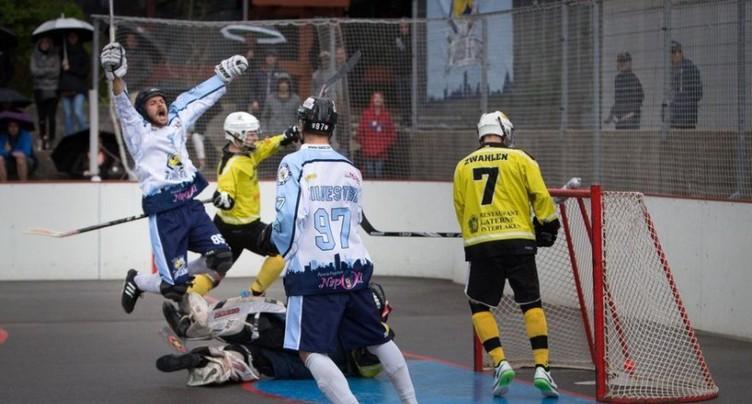 Le Streethockey cartonne
