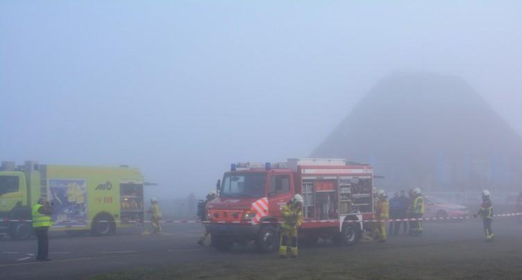 Exercice d'urgence réussi à l'aérodrome de Bressaucourt
