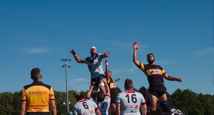 Rugby : Neuchâtel et La Chaux-de-Fonds s'inclinent