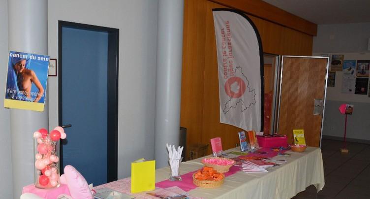 Une conférence à Delémont pour « Octobre Rose »