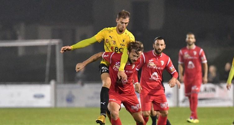 La belle opération du FC Bienne à Bassecourt