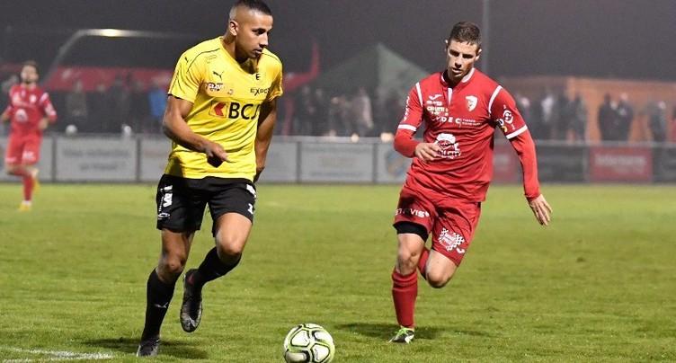 Le FC Bassecourt finit en beauté