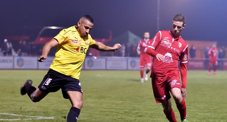 La solidité du FC Bassecourt