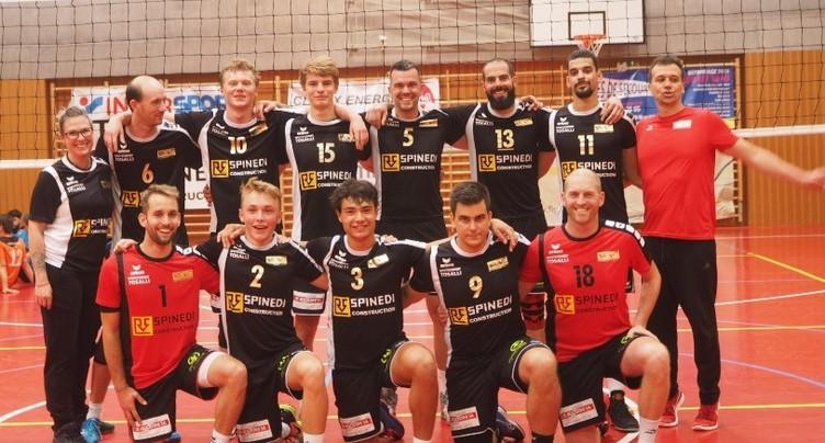 Colombier Volley s'incline en Coupe de Suisse