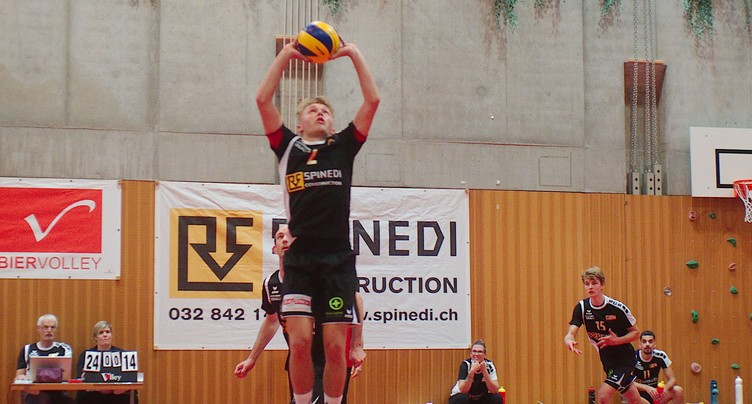 Colombier Volley dispose de la lanterne rouge