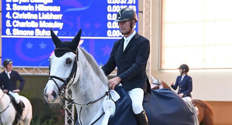 Walter Gabathuler remporte l'épreuve reine à Chevenez