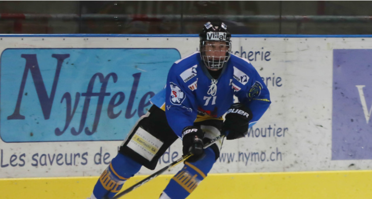 HC Moutier – Star Chaux-de-Fonds renvoyé