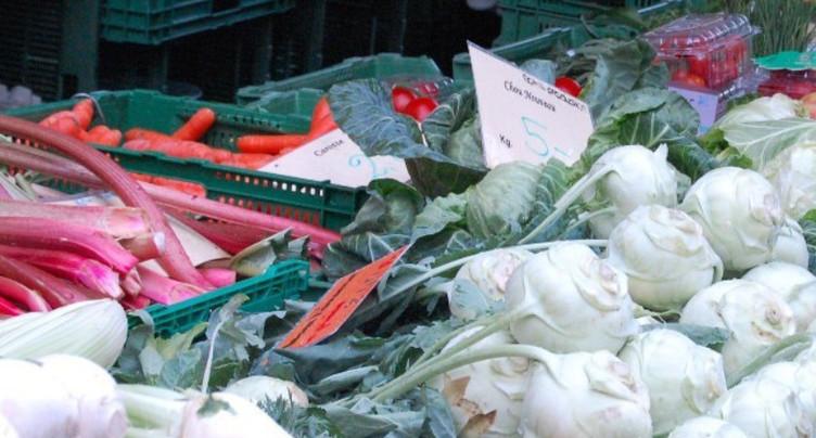 La Municipalité de Porrentruy revoit l'organisation du marché