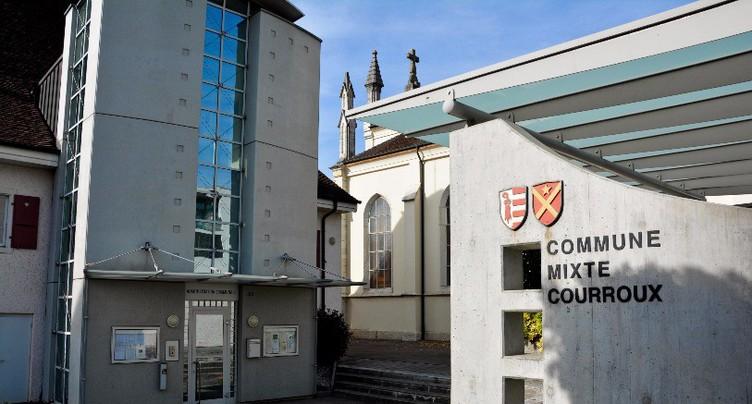 Un changement au Conseil communal de Courroux