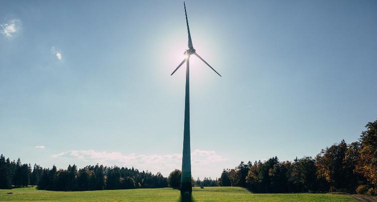 Projet de révision de la loi sur les parcs éoliens transmis au Parlement