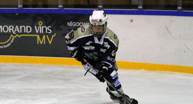 Victoire écrasante pour la Neuchâtel Hockey Academy