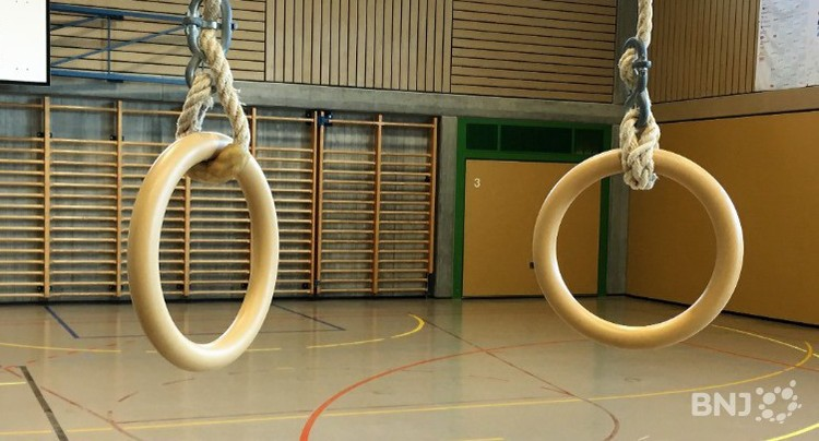 Du neuf pour les salles de gymnastique biennoises