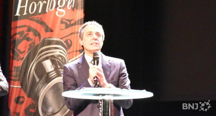Ignazio Cassis ouvre la Biennale du patrimoine horloger