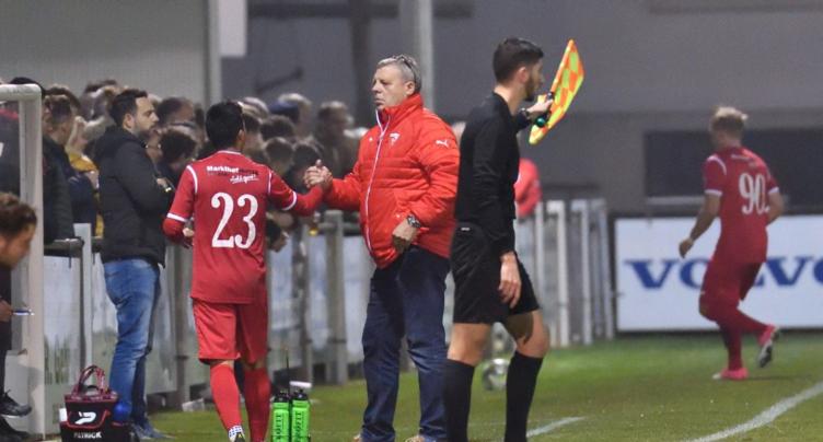 Le FC Bienne tombe chez le nouveau leader