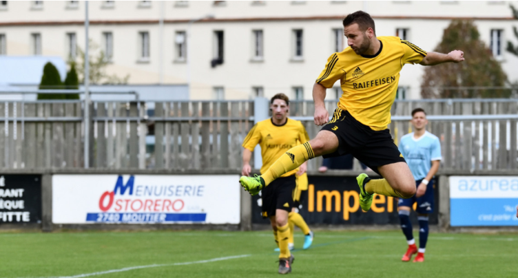 Le FC Cornol – La Baroche « très satisfait » de son automne