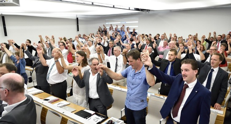 Le PDC Jura appelle à l'union sacrée des partis jurassiens