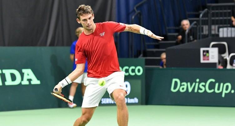 Coupe Davis et Fed Cup à Bienne