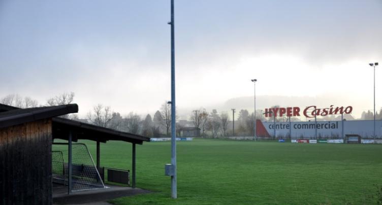 Feu vert pour les nouvelles installations du FC Courrendlin