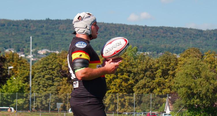 Neuchâtel écrasé en rugby