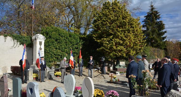 La fin de la Grande Guerre célébrée aussi à Delémont
