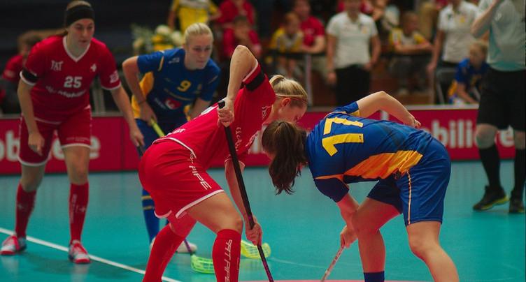 Les Suissesses impuissantes en unihockey