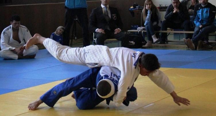 Un week-end blanc pour Judo Jura