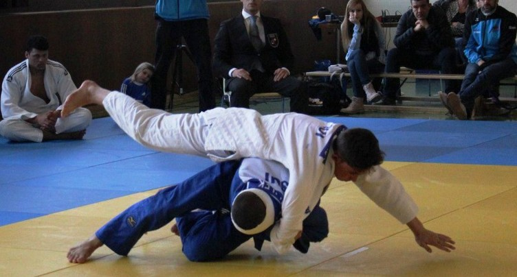 Week-end prolifique pour Judo Jura