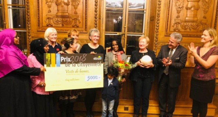 Le Prix de la citoyenneté à RECIF