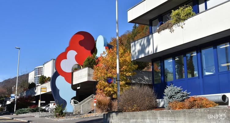 Hôpital de Moutier : le Jura renonce au Tribunal fédéral