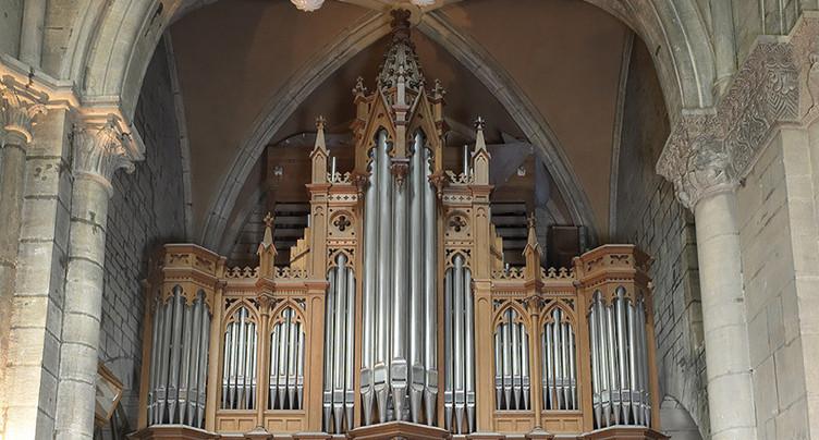 De l'argent pour l'orgue de la Collégiale