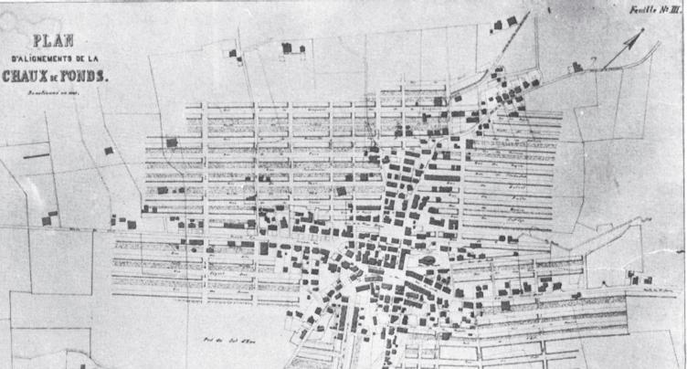 La Romandie parle urbanisme à La Chaux-de-Fonds