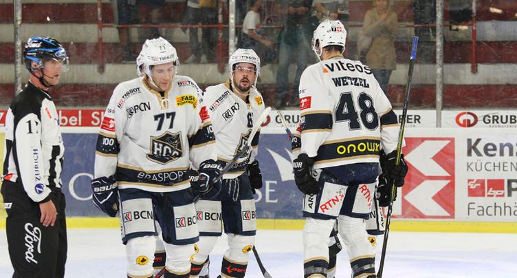Ahlström et Wetzel prolongent au HCC