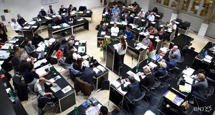 Bienne : un Conseil de ville plus vert