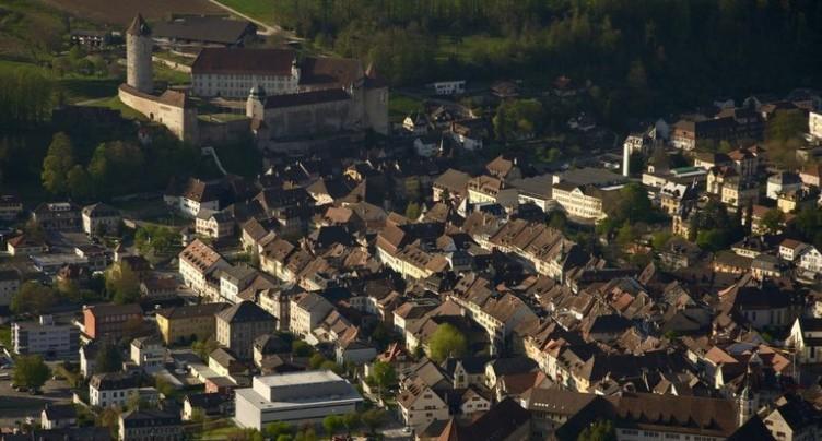 La ville de Porrentruy est prête à céder Stockmar