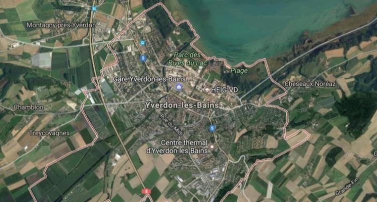 Homicide à Yverdon-les-Bains