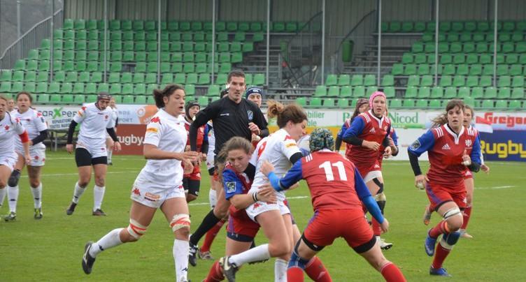 Une Neuchâteloise en équipe nationale de rugby