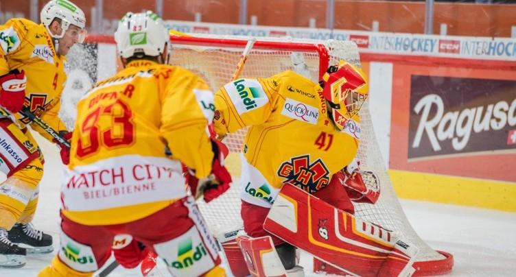 Le HC Bienne signe un week-end parfait