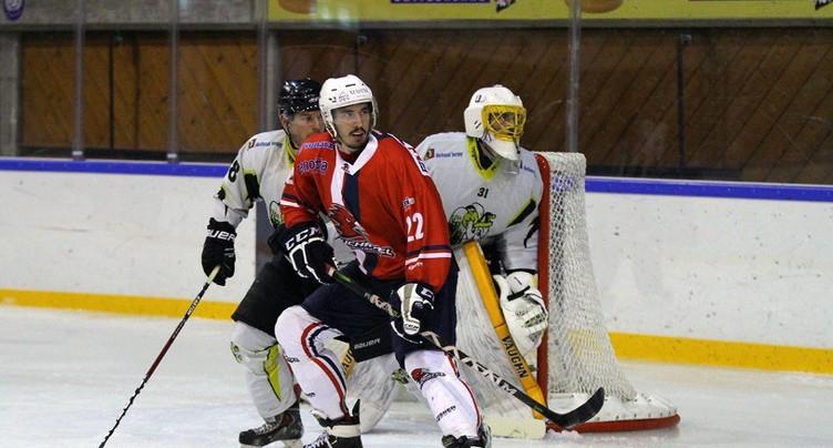 Le HC Uni gagne à Villars