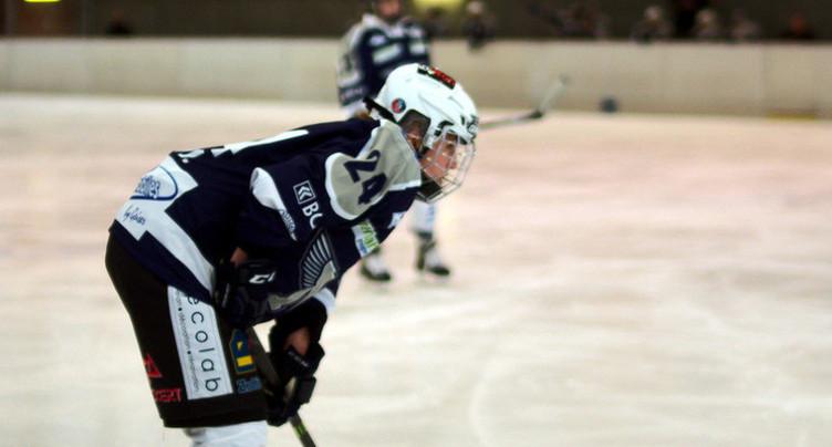 Succès de la Neuchâtel Hockey Academy