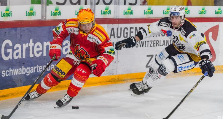 Toni Rajala fidèle au HC Bienne