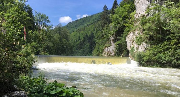 Des ONG s'unissent pour accélérer le démontage du barrage du Theusseret