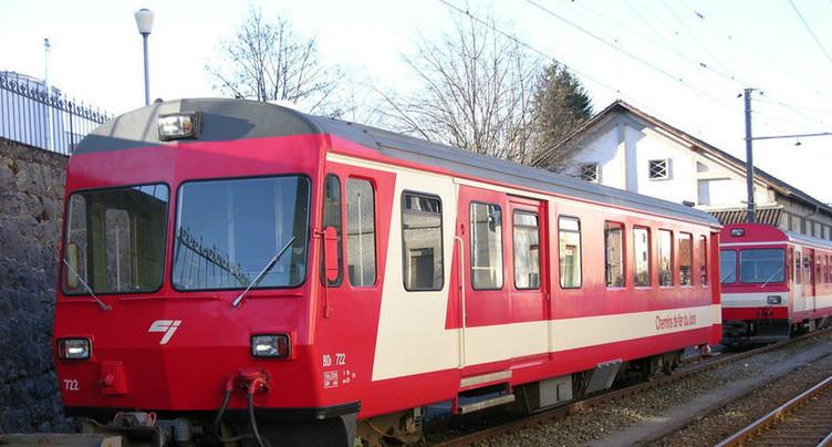 De l'espoir pour la ligne ferroviaire La Chaux-de-Fonds – Delémont