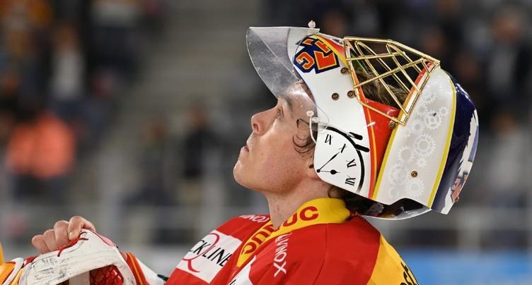 Le HC Bienne n'a pas réussi à convaincre à domicile face à Zoug