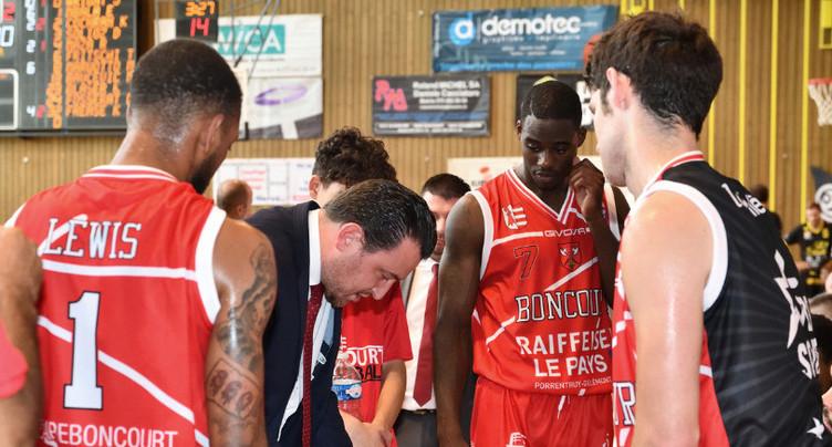 Le BCB défiera Fribourg en quart de finale