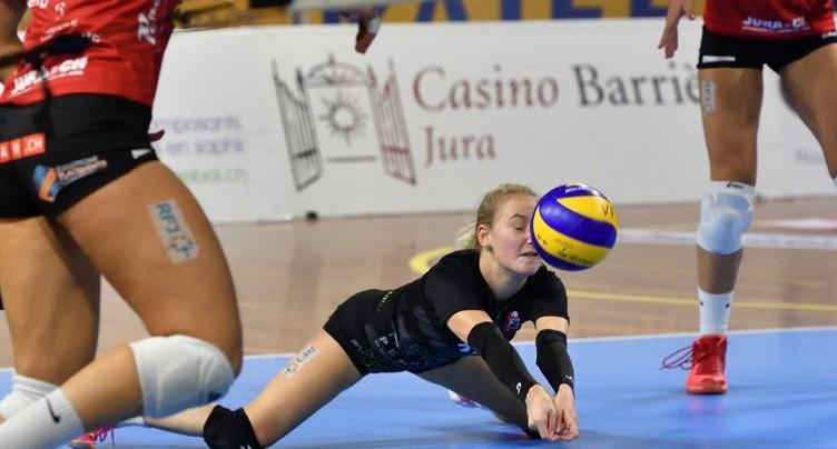 Saison sans champion en volleyball
