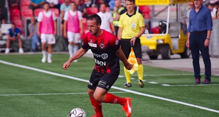 Xamax fait recours contre la suspension de Raphaël Nuzzolo