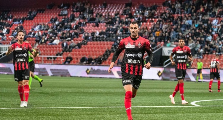 Victoire de Neuchâtel Xamax FCS